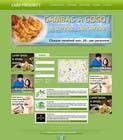 Graphic Design Contest Entry #3 for Website design for a business