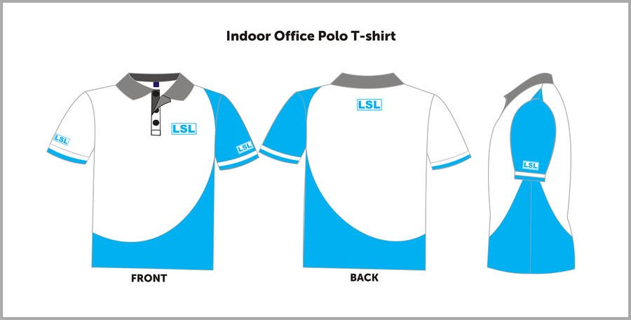 Entry 87 by franstyas for design a corporate polo t shirt for Corporate t shirt designs