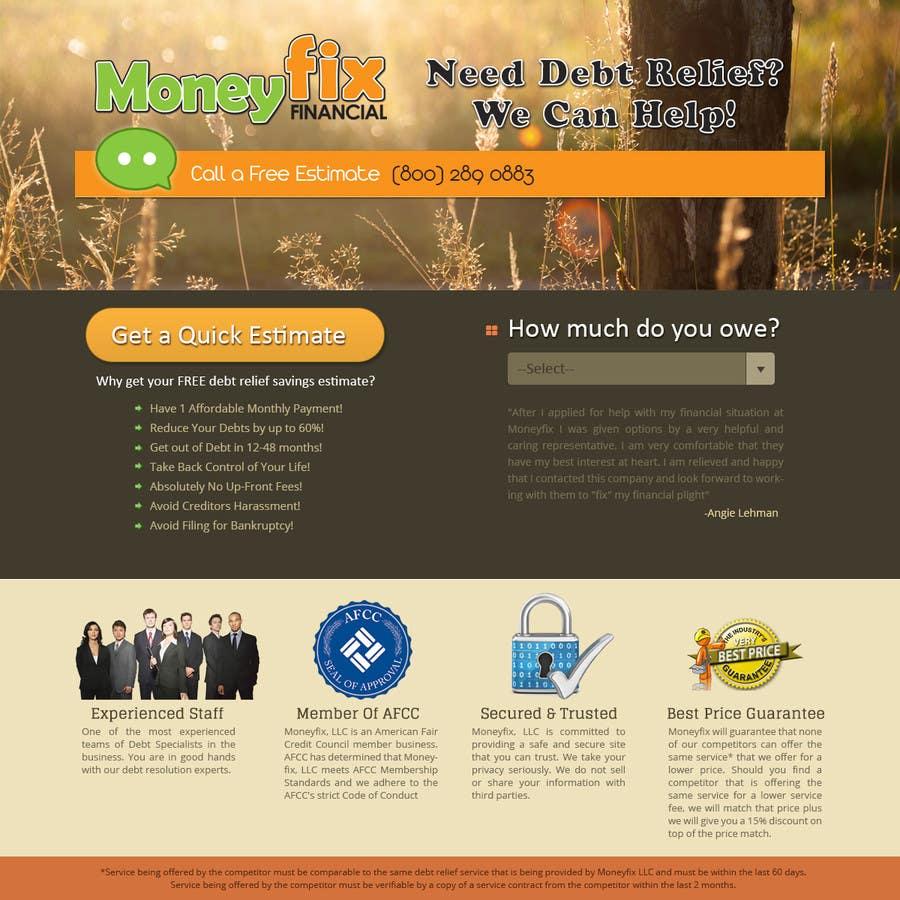 #5 for Design a Website PSD New design by Pravin656