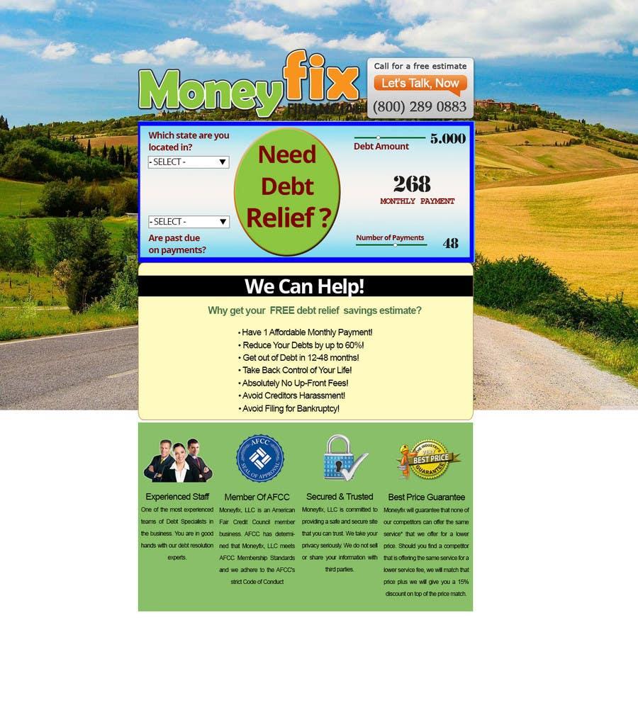 #16 for Design a Website PSD New design by pabloignacioruiz