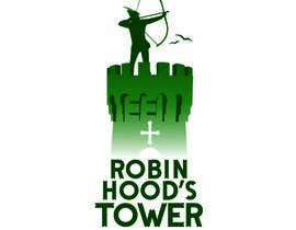 #33 for Design a Logo for Robin Hood's Tower by mohammadazem