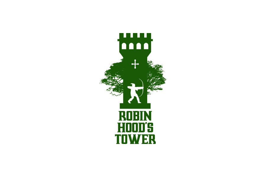 #6 for Design a Logo for Robin Hood's Tower by maraz2013
