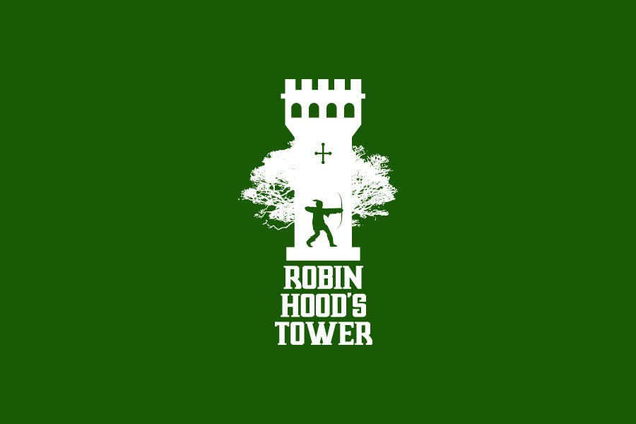 #7 for Design a Logo for Robin Hood's Tower by maraz2013