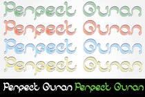 Graphic Design Inscrição do Concurso Nº375 para Logo Design for PerfectQuran