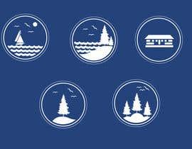 #18 for Provide five navigation icons af vivianxie220