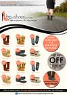 Graphic Design Contest Entry #49 for Brochure Design for Big On Shoes- Online Shoe Retailer