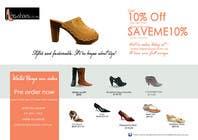 Graphic Design Конкурсная работа №123 для Brochure Design for Big On Shoes- Online Shoe Retailer