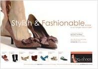Graphic Design Inscrição do Concurso Nº54 para Brochure Design for Big On Shoes- Online Shoe Retailer