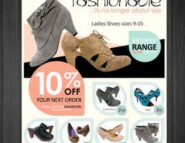 #120 for Brochure Design for Big On Shoes- Online Shoe Retailer by mishyroach