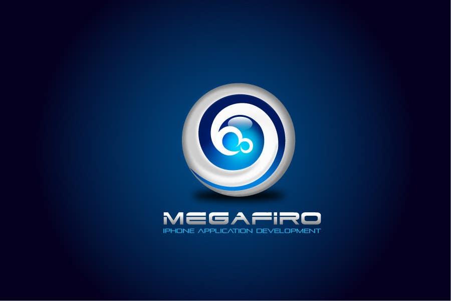 Конкурсная заявка №431 для Create An Amazing Logo for MegaFiro Iphone Company