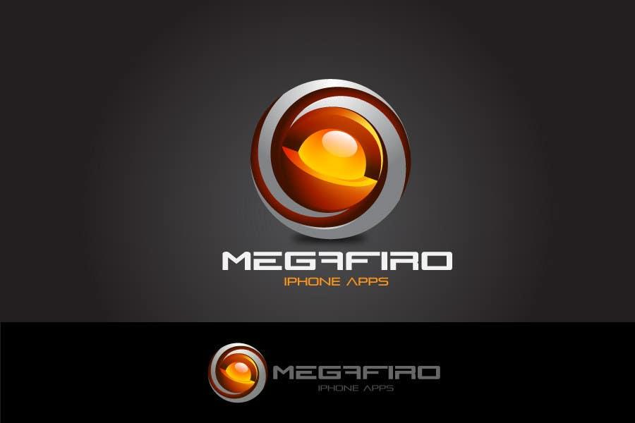 Конкурсная заявка №372 для Create An Amazing Logo for MegaFiro Iphone Company