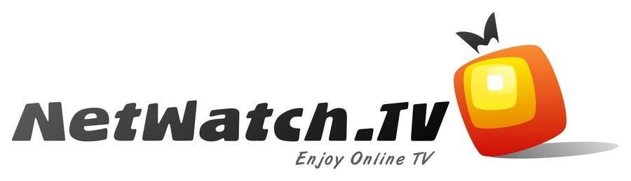 Inscrição nº 120 do Concurso para Logo Design for NetWatch.TV