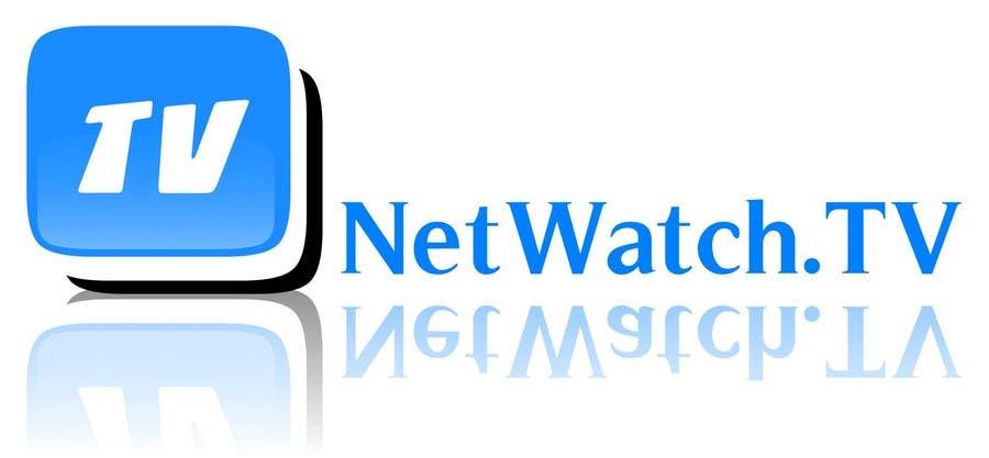 Inscrição nº 119 do Concurso para Logo Design for NetWatch.TV
