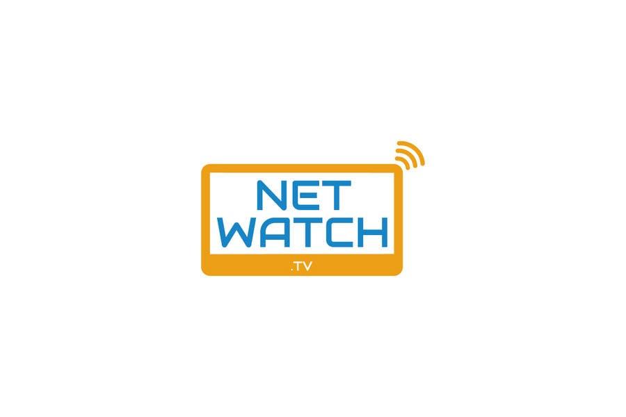 Inscrição nº 32 do Concurso para Logo Design for NetWatch.TV