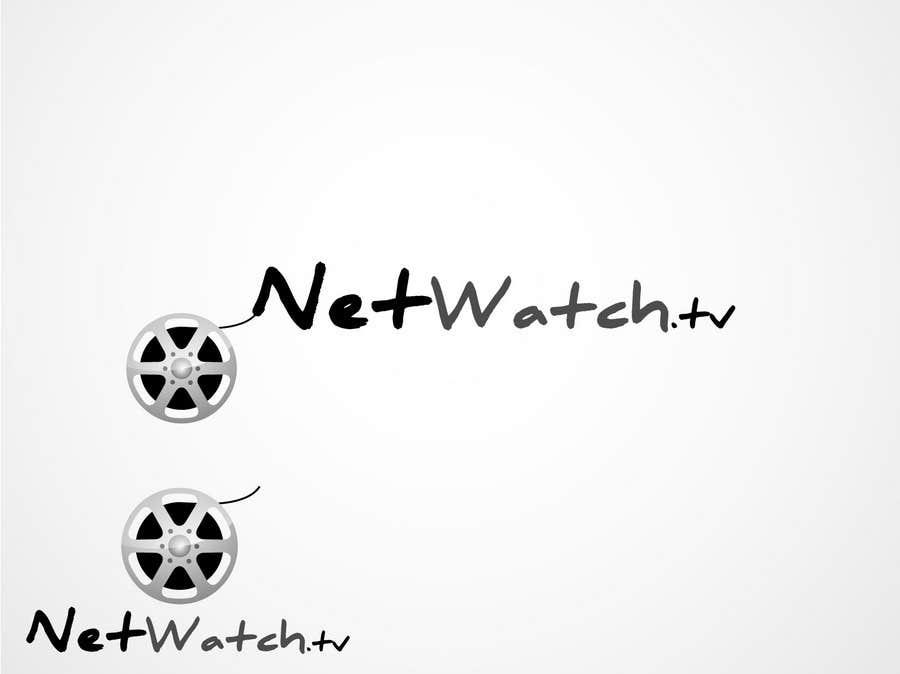 Inscrição nº                                         10                                      do Concurso para                                         Logo Design for NetWatch.TV
