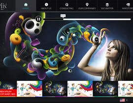 #57 untuk Design a MAGICAL Website Mockup oleh sharpBD