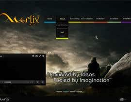 #33 untuk Design a MAGICAL Website Mockup oleh Moesaif