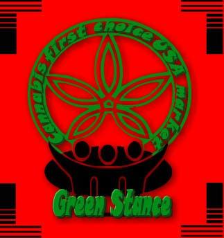 Penyertaan Peraduan #                                        1                                      untuk                                         Design a Logo for Green Stance -- 2