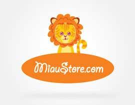 #44 untuk Design a Logo for MiauStore.com, an Online Shop oleh wilawanchaiyapo