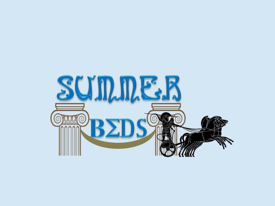 Konkurrenceindlæg #414 for Logo Design for  Summer Beds