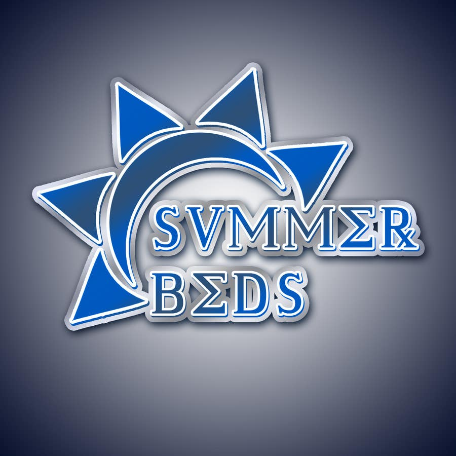 Proposition n°279 du concours Logo Design for  Summer Beds
