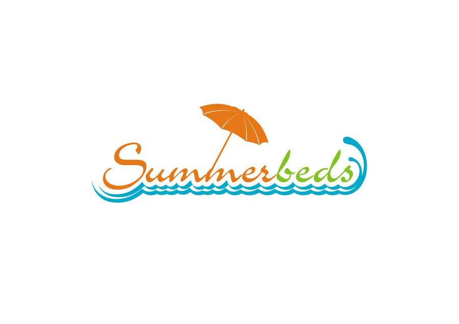 Inscrição nº 386 do Concurso para Logo Design for  Summer Beds