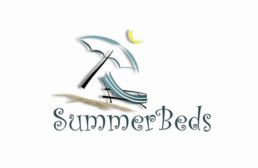 Proposition n°54 du concours Logo Design for  Summer Beds