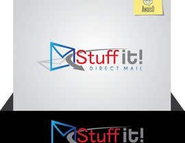 "AWAIS0 tarafından Design a Logo for business named ""Stuff It! Direct Mail"" için no 31"