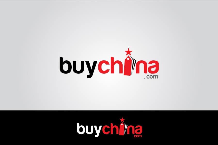 Bài tham dự cuộc thi #359 cho Logo Design for buychina.com