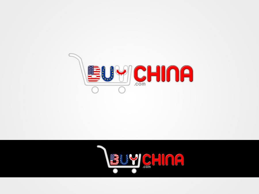 Bài tham dự cuộc thi #489 cho Logo Design for buychina.com