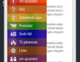 Nro 28 kilpailuun App for patients with stroke (brain) käyttäjältä migleliorancaite