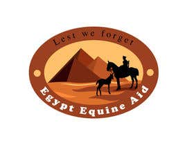 #49 untuk Design a Logo for Egypt Equine Aid oleh maraz2013
