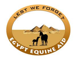 #51 untuk Design a Logo for Egypt Equine Aid oleh pjrrakesh