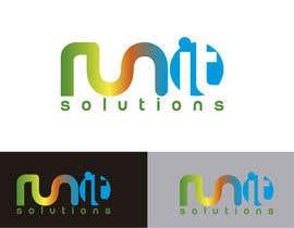#30 para Projetar um Logo para a empresa RunIT Solutions por adelaidejesus