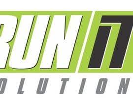 #25 para Projetar um Logo para a empresa RunIT Solutions por marciusgomez