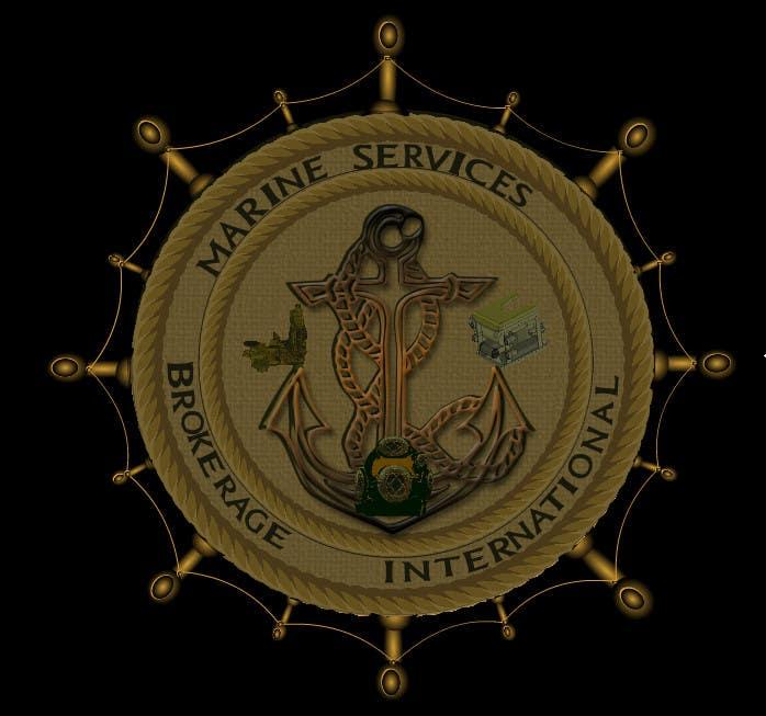 Inscrição nº                                         112                                      do Concurso para                                         Logo Design for Marine Services Brokerage International