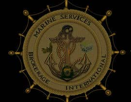 #112 para Logo Design for Marine Services Brokerage International por CDFdesign
