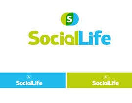 #177 untuk Check it Out! - Logo Design for SocialLife oleh dim1970gr
