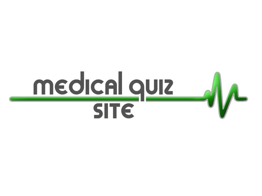 Entry #4 by Kotar40 for Logo for a medical quiz site