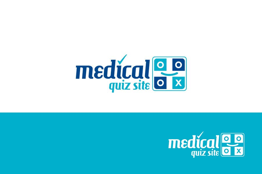Entry #63 by Designer0713 for Logo for a medical quiz site