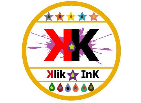 Konkurrenceindlæg #                                        24                                      for                                         Design a Logo for New brand of Ink Cartridges