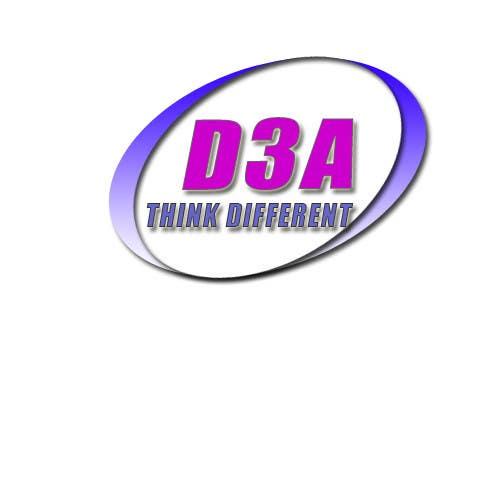 Bài tham dự cuộc thi #                                        9                                      cho                                         Ontwerp een Logo for D3A