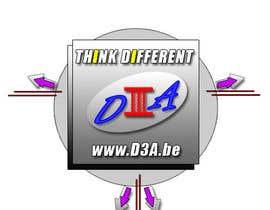 #18 cho Ontwerp een Logo for D3A bởi alkorka