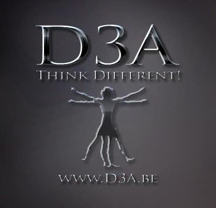 Bài tham dự cuộc thi #                                        17                                      cho                                         Ontwerp een Logo for D3A