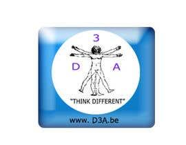 #13 cho Ontwerp een Logo for D3A bởi candyman18m2002