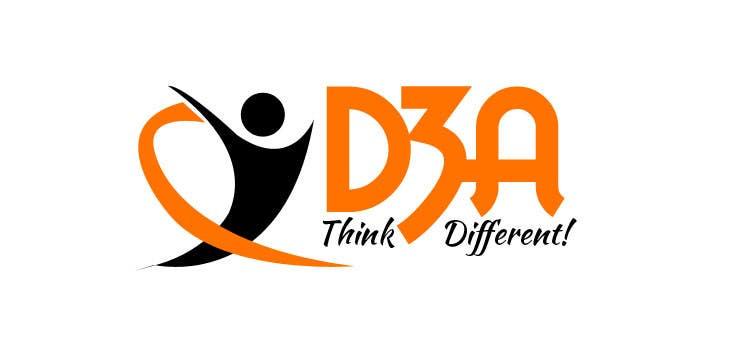 Bài tham dự cuộc thi #                                        12                                      cho                                         Ontwerp een Logo for D3A