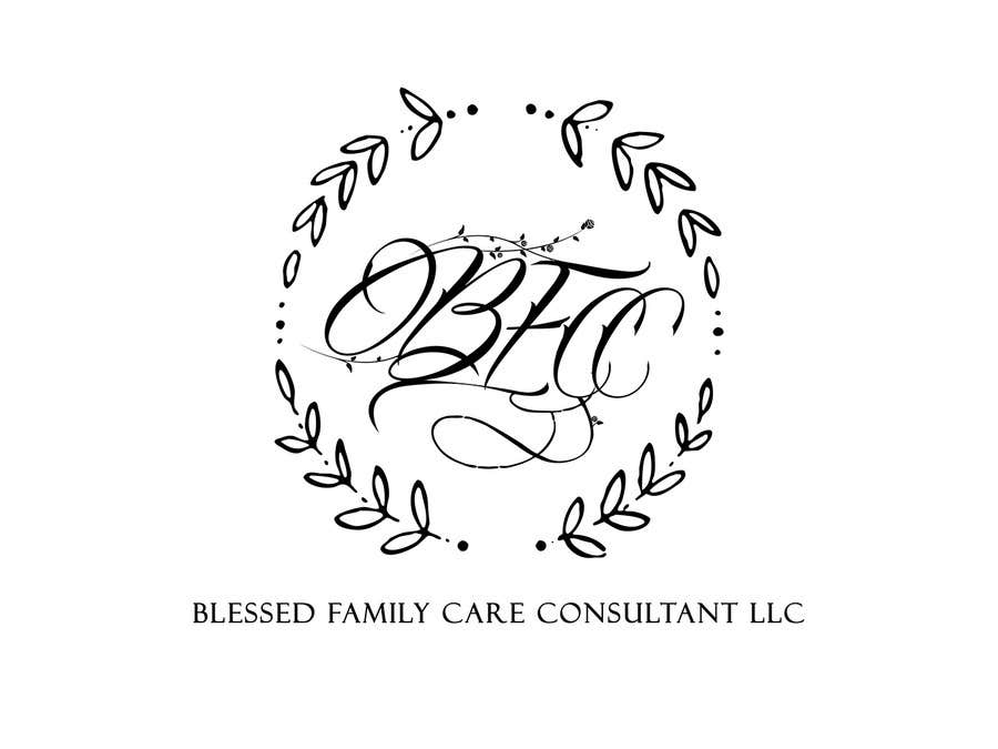 Entry 3 by backbon3 for design a logo and business card for blessed contest entry 3 for design a logo and business card for blessed family care consultants reheart Images