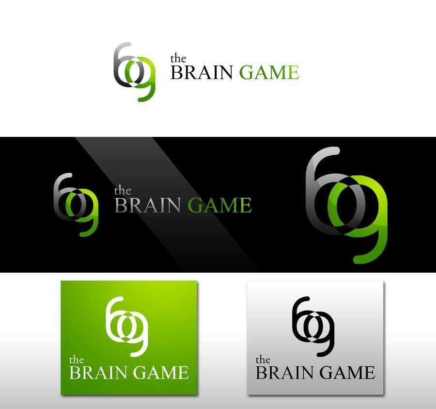 Конкурсная заявка №55 для Logo Design for The Brain Game