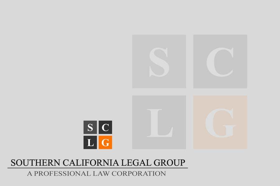 Bài tham dự cuộc thi #430 cho Logo Design for Southern California Legal Group