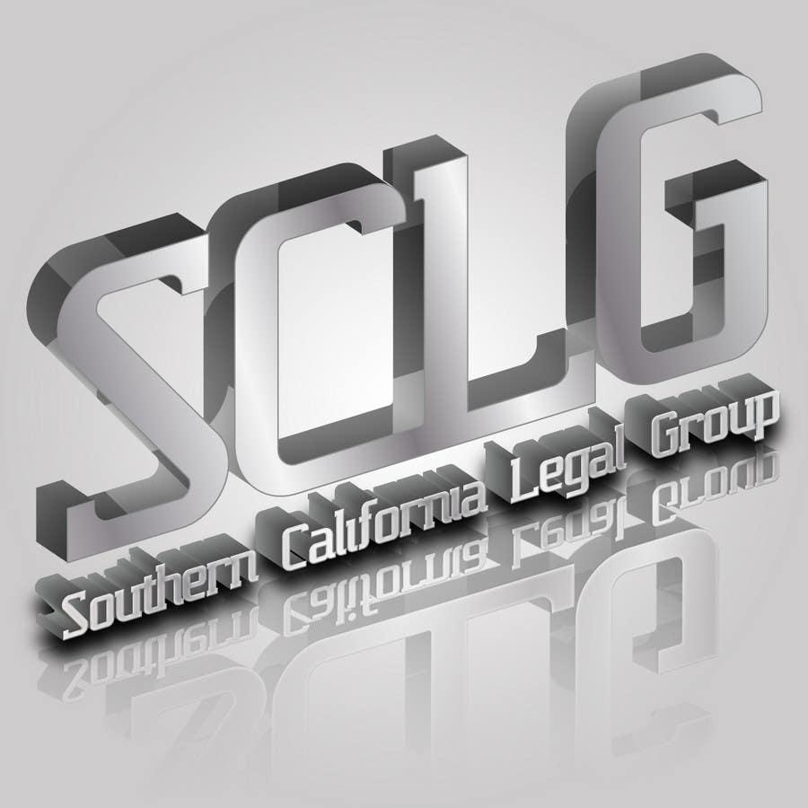 Inscrição nº 116 do Concurso para Logo Design for Southern California Legal Group